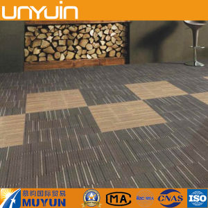 Factory Price Self Adhesive Carpet Effect PVC Vinyl Flooring pictures & photos
