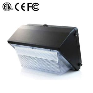 Outdoor Wall Ficture 50W 70W 100W 120W Waterproof LED Wallpack Light ETL Approval pictures & photos