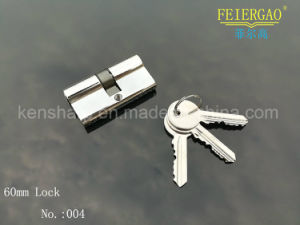 High Quality Aluminum Alloy Door Lock/Cylinder Lock/Key Lock 004 pictures & photos