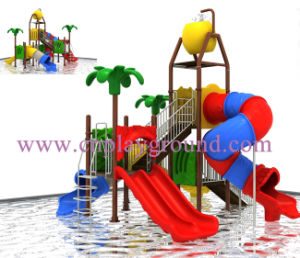 2017 Newest Design Small Playground Equipment Cheap Water Playground for Amusement Park (HF-001) pictures & photos