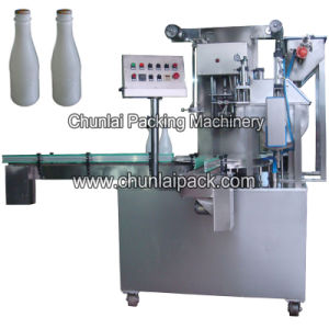 Coconut Milk Bottle Filling and Sealing Machine pictures & photos