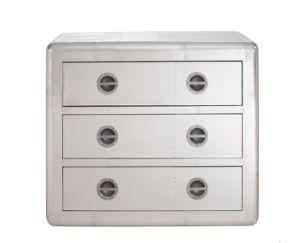 Vintage Aluminum Side Cabinet, Loft Style Furniture Rtk-11 pictures & photos