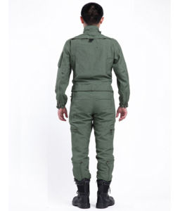 Nomex Fireproof Flame Retardant Flight Suit pictures & photos