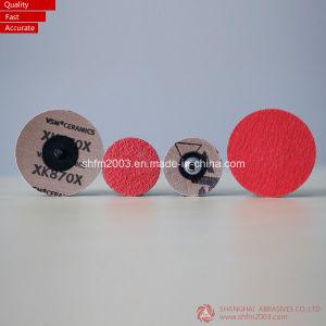 Ceramic Roloc Sanding Disc for Aeroengine pictures & photos