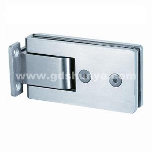 Stainless Steel Shower Door Hinge for Glass Door (SH-0110) pictures & photos