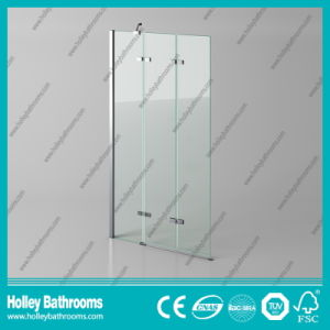 High Class Hinged Shower Enclosure with Tempered Laminated Glass (SE937C) pictures & photos