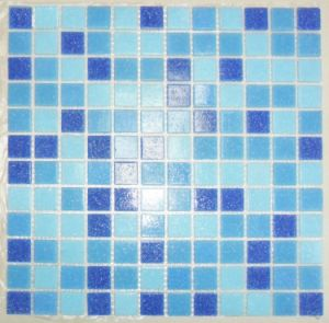 Mosaic Mixture Grey Glass Mosaic for Swimming Pool Cheap pictures & photos