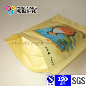 Stand up Zipper Food Grade Bag for Snack Food pictures & photos