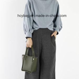 Puopular Fashion Ladies Handbag, Trendy Crossbody Bag, Ladies PU Bag