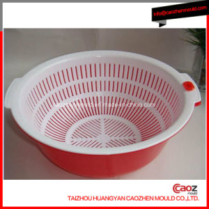 Plastic Injection Fruit Plate/Dish/Tray Molding pictures & photos