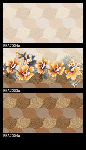 30X45cm New 3D Inkjet Glazed Wall Tiles pictures & photos