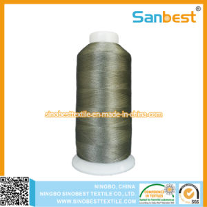 Polyester Embroidery Thread in Different Colors pictures & photos
