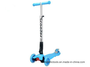 New Model High Quality Three Wheels Kick Kids Scooter pictures & photos