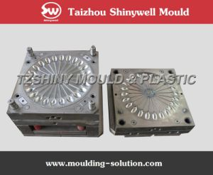 Plastic Disposable Coffee Spoon Injection Mould