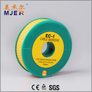 Ec Type Cable Markers for Cables Ranging Electrical PVC pictures & photos
