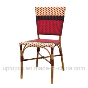 Colorful Outdoor Rattan Chair for Outdoor Bistro (SP-OC830) pictures & photos