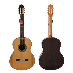 China OEM Handmade Vintage Spanish Classical Guitar for Sale pictures & photos