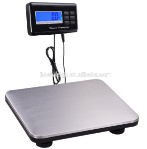 Hostweigh Digital Postal Scale Stainless Steel Weighing Scale pictures & photos