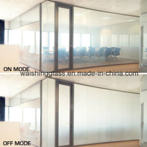 Electronic Power Control Pdlc Switchable Smart Glass pictures & photos