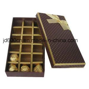 Chocolate Packaging Box/Chocolate Gift Box Low Price pictures & photos