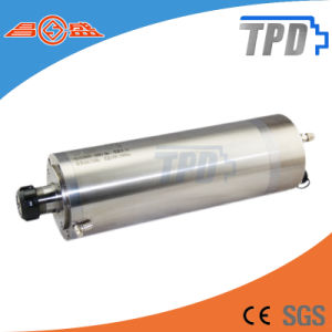 7.5kw High Speed Miiling Drilling and Engarving CNC Router Spindle for Metal pictures & photos