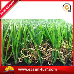 Hot Seller U Shape Four-Color Synthetic Artificial Turf Grass pictures & photos