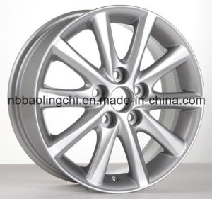 16 Inch Aluminum Wheel 5X100/120mm for Toyota pictures & photos