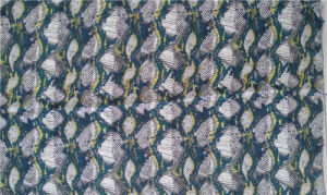 Printed Silk Cdc in Snake Skin Design pictures & photos