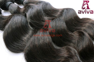 Best Quality Remy Hair Extension Brazilian Human Hair Loose Wave pictures & photos