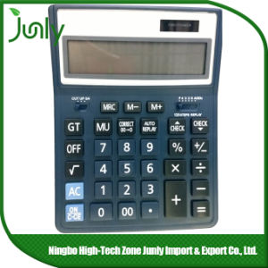 High Quality Cheap Cashier Calculator LCD Desktop Calculator pictures & photos
