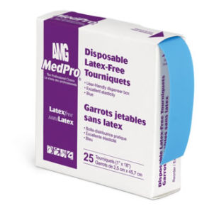 Non-Latex Disposable Tourniquets TPE Bandages pictures & photos