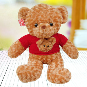 Yellow Green Dress Teddy Bear Plush Toy pictures & photos