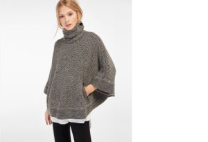 New Fashioned Ladies Poncho pictures & photos
