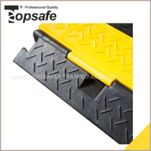 2 Channel Stage Cable Protector/Cable Protector Outdoor/Rubber Cable Protector Humps (S-1134) pictures & photos