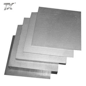 Blank and Processed Tungsten Plates Tungsten Sheet pictures & photos