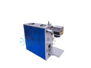 3 Years Warranty 30W Portable Laser Marking Machine for Metal and Nometal pictures & photos