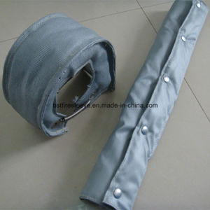 High Temperature Fireproof SCR Removable Thermal Insulation Jacket pictures & photos
