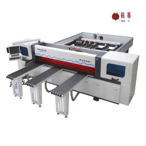 Automatic Woodworking CNC Panel Saw Table Saw Cutting Machine pictures & photos