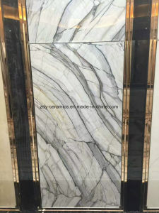 New Design 100%Similar to Marble Stone Full Body Marble Polished Glazed Floor Porcelain Tiles pictures & photos