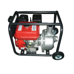 """Wp 2"""" 3"""" 4"""" Series Gasoline Water Pump Set for Irrigation pictures & photos"""
