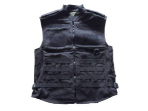 Airsoft Molle Hunting Combat Range Vest pictures & photos