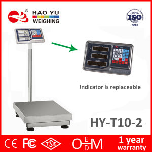 AC110/220V 50/60Hz Electronic Platform Floor Scale pictures & photos