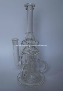 "14"" Borocilicate Glass Water Pipes for Smoking pictures & photos"
