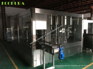 Automatic 5L Bottled Water Filling Machine (3-in-1 Washing Filling Capping Machine) pictures & photos