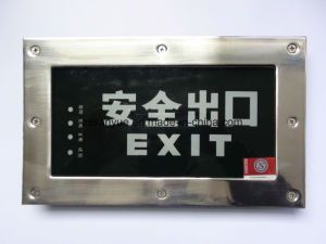 Exit Light Emergency Light Fire Fighting Light pictures & photos