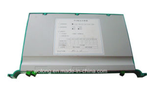 1*2 Tray Type Optical Fiber Splitter Sc APC