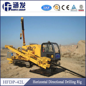 HDD Trenchless Drilling Rig (HF-42L) pictures & photos