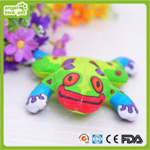 Canvas Frog Pet Chew Toys Pet Product pictures & photos
