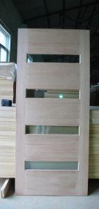 Interior Main Double Doors Wooden Doors (wooden door) pictures & photos