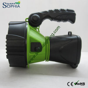 Best Seller Solar Powered 3W CREE LED Torch